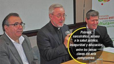 Líderes religiosos citan en Yapeyú a la dirigencia política correntina