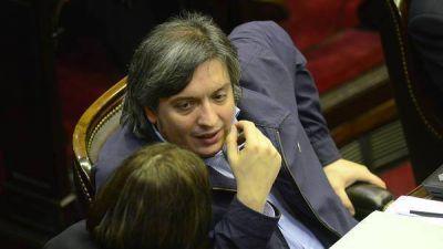 Máximo Kirchner dijo que Bonafini