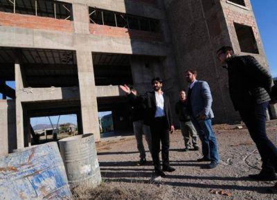 El Gobierno reactivar� una obra abandonada en la ULP