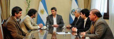 Nación destacó el plan de desarrollo ganadero provincial