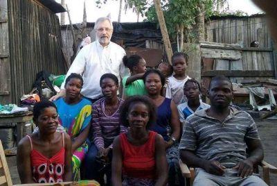 Mons. Croxatto compartió sus primeras impresiones desde África