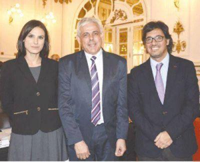 El ministro Garavano prometi� apoyo a la reforma judicial riojana