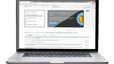 El macrimetro.com, un sitio para controlar al Gobierno