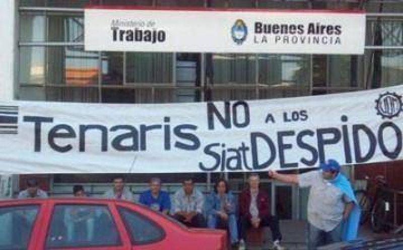 """Valentín Alsina: trabajadores de Tenaris denuncian que """"la persecución continúa"""""""
