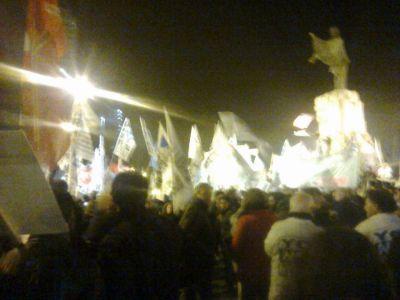 #Ruidazo en Mar del Plata: Marcha en Av Luro y Mitre contra el #tarifazo