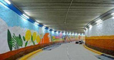 A fin de mes ya se podrá circular por el túnel de la Córdoba