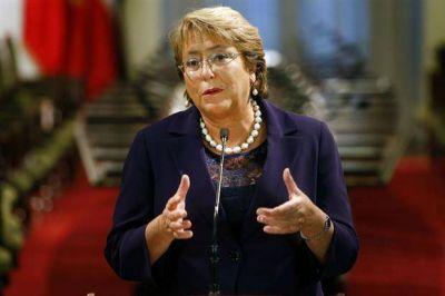Bachelet no le encuentra la vuelta a su segundo período