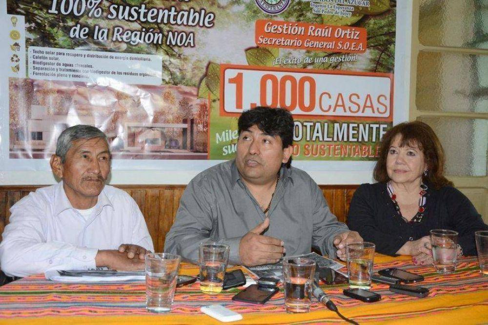 Construirán el primer barrio biosustentable