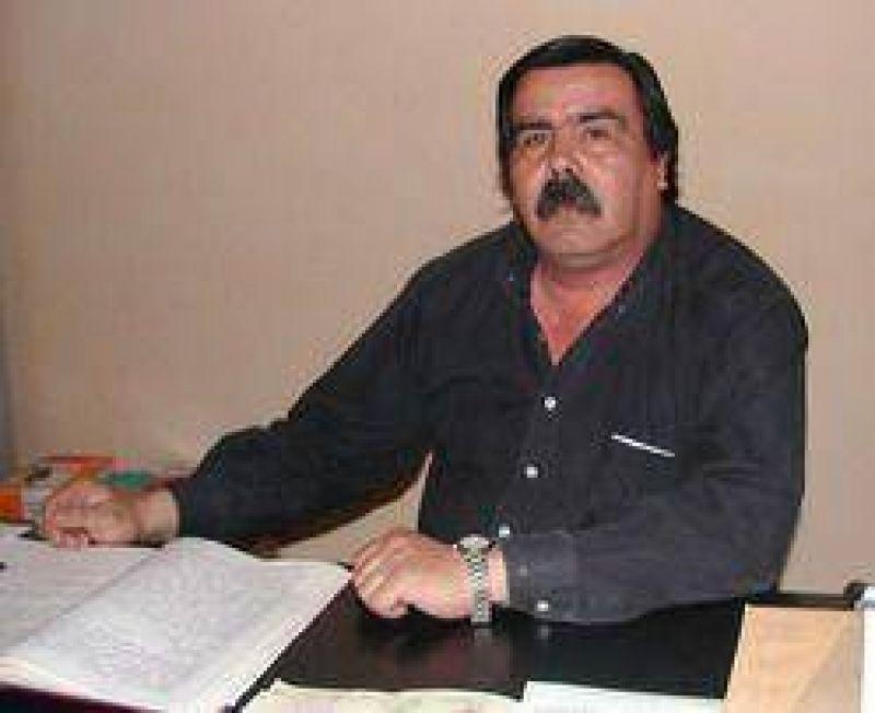 Julio Cesar Guaraz reelecto secretario general