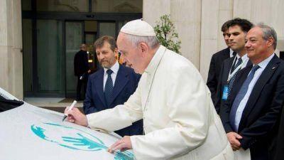 Fuerte respaldo del Papa a los directivos de Scholas Occurrentes