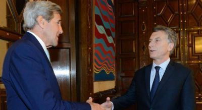 Macri planea darle la mayoría de las obras públicas a empresas de Estados Unidos