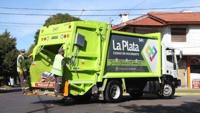 Denuncian a ESUR por la recolecci�n de residuos