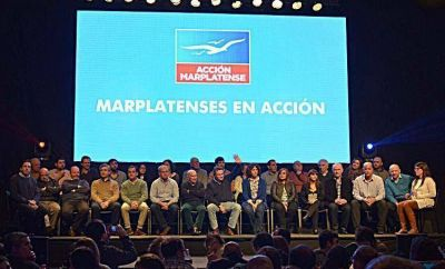 """Los marplatenses nos pondremos en acción"""