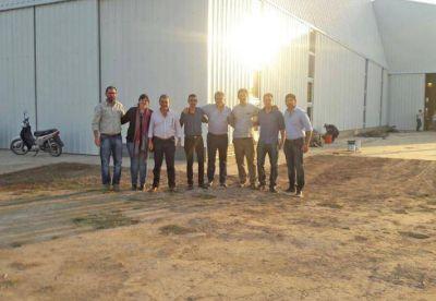 Industria metalmecánica llega a Castelli: se implementarán programas de entrenamiento e inserción laboral