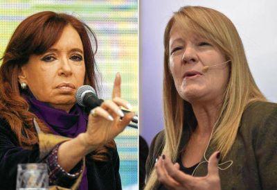 Margarita Stolbizer amenazó con contrademandar a Cristina Kirchner si no frena la denuncia en su contra