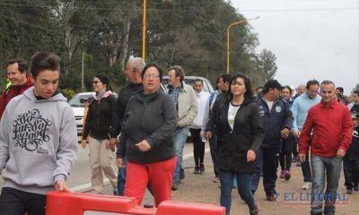 Ríos y Camau se reúnen para sellar la unidad peronista de cara al congreso
