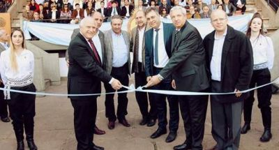 Lifschitz inaugur� la 109� Expo Rural de Rafaela y la Regi�n