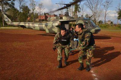 Macri busca apoyo externo y de las FF.AA. para combatir el narcotráfico