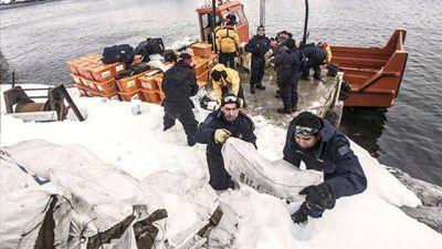 Investigan compras de la campaña antártica