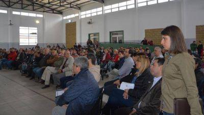 El bustismo milita la Tercera Posición y no habla de la interna massista en Entre Ríos