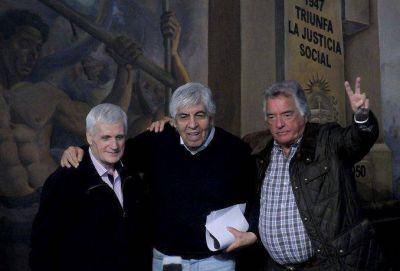 CGT: se adelanta la transición y negocian cargos para disidentes