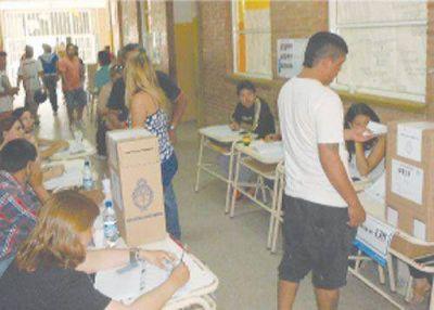 Reforma electoral: cuestionan limitaciones en las PASO