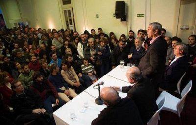 CFK plant� a concejales marplatenses: encima les pidieron plata