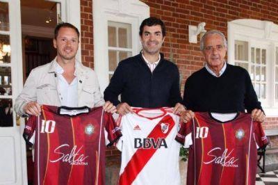 Juan Manuel Urtubey se reunió con Rodolfo D'Onofrio en Salta