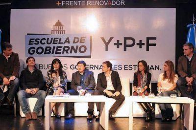 Mojada de oreja al Pro: apuntando a 2019, el massismo lanz� su Escuela de Gobierno
