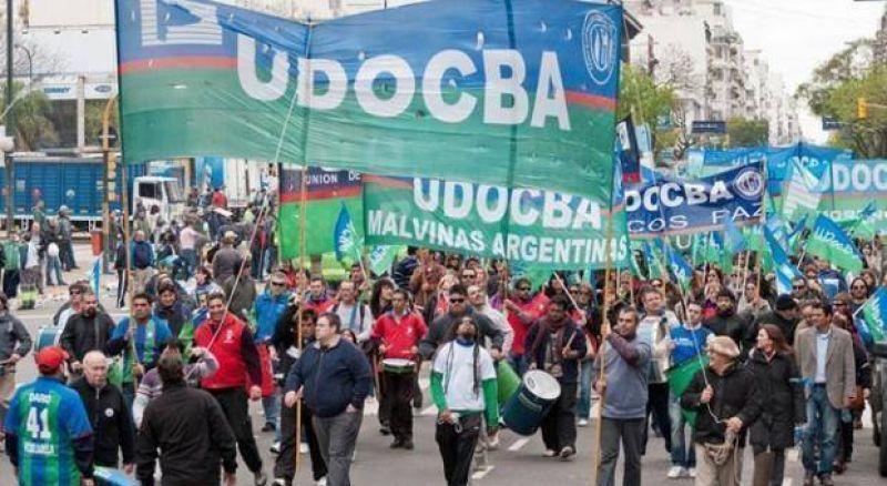 Se amplía el paro del jueves: UDOCBA y la AJB se suman a la medida de fuerza