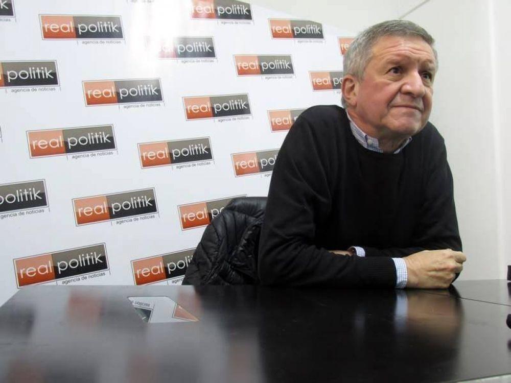"""Mario Oporto: """"Todavía no he descubierto cuál es la teoría política de Massa"""""""
