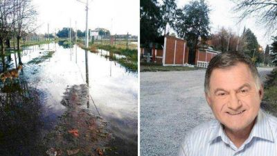 En Florencio Varela, los caminos del vecino no son los del intendente