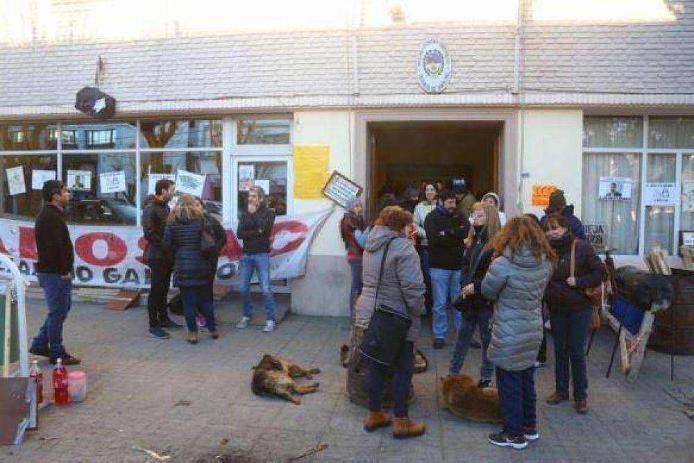 ADOSAC abandonó Economía pero seguirá con la protesta por Emergencia Educativa
