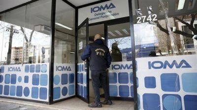 Allanan oficinas marplatenses de IOMA por la denuncia de Carri� contra Scioli