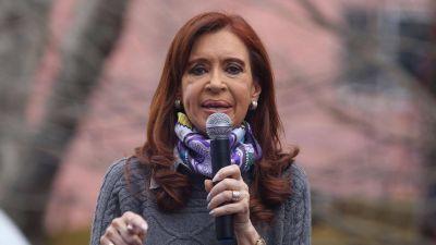 Cristina Elisabet Kirchner, en la villa 31: