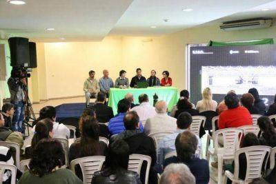El municipio de Resistencia present� a vecinos el proyecto de readecuaci�n de la Estaci�n Terminal de �mnibus