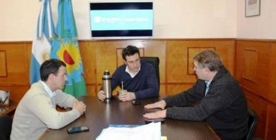 Buscan ampliar la planta de gas de Norberto de la Riestra