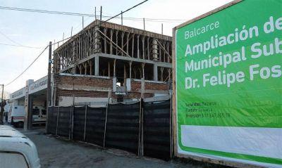 Se inici� ambicioso plan de expansi�n del hospital municipal de Balcarce