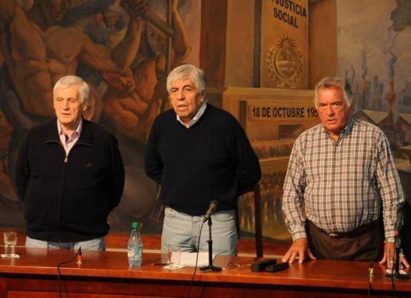 La CGT Villa Mercedes apoyó el duro documento contra el gobierno nacional