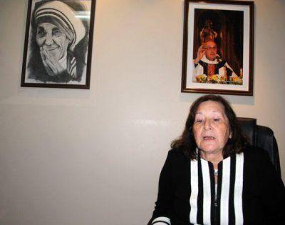 Mercedes Morro pidi� m�s respaldo y menos cr�ticas para con Arroyo