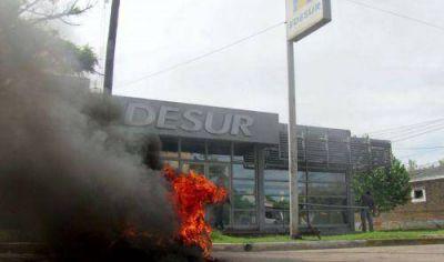 Aseguran que EDESUR boicotea el servicio eléctrico para presionar por los aumentos de tarifas y extorsionar a intendentes de zona sur