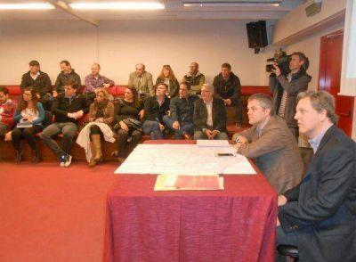 Se realizó una reunión sobre reforma de los circuitos electorales