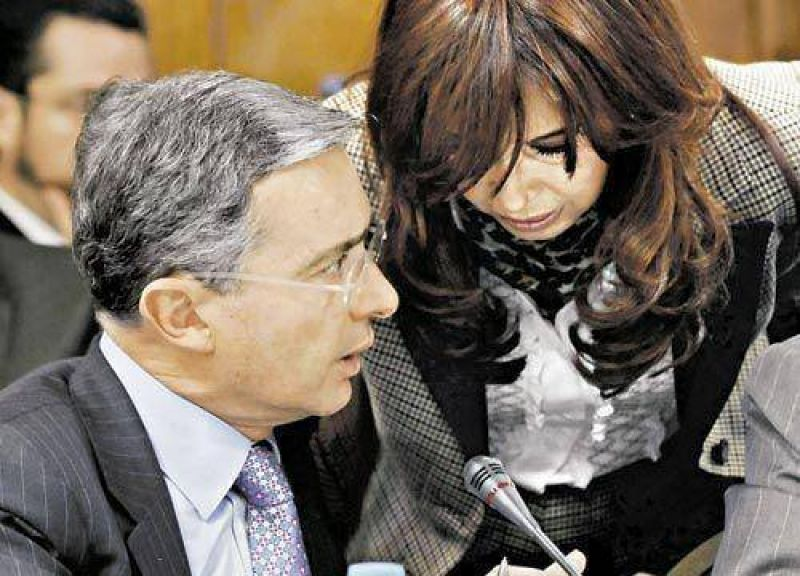 La Unasur aceptó las bases en Colombia, pero con condiciones
