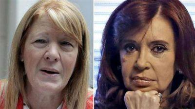 Finalizó sin acuerdo la mediación entre Cristina y Stolbizer