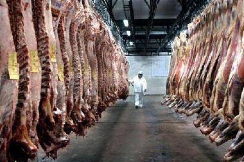 El gremio de la carne consigui� 42% de aumento y levant� el paro del mi�rcoles