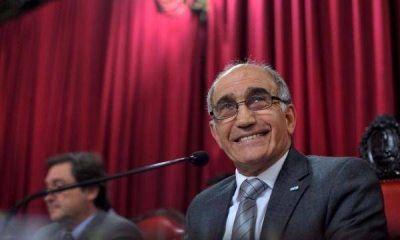 Sorprendió el vice de Vidal: apuesta al uso del cannabis medicinal