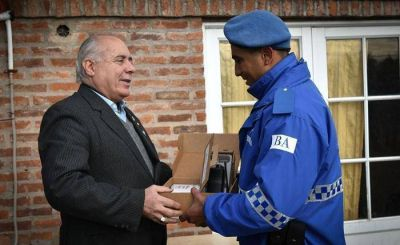 Nuevos equipos de comunicación para la Policía Local de Presidente Perón