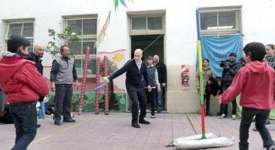 Larreta mudará el Ministerio de Educación a la villa 31