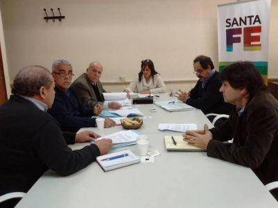 Chaco y Santa Fe trabajan en un Plan de Gestión de Residuos