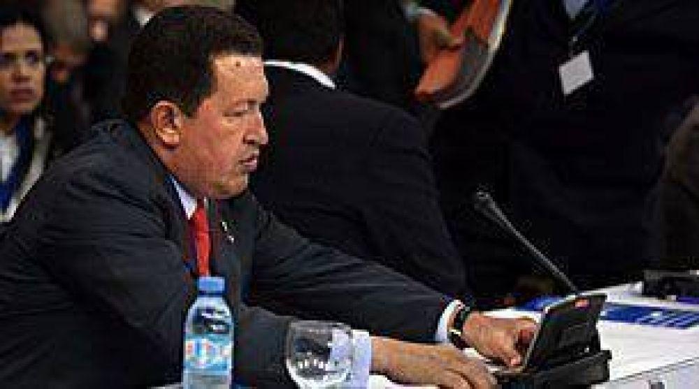 """El Pentágono confirmó que Chávez leyó un documento """"académico"""""""